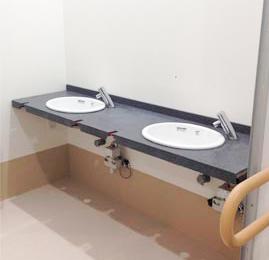 人工大理石製洗面台