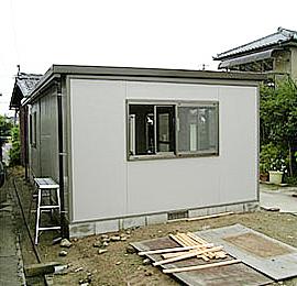 ヨドハウス YHN-120